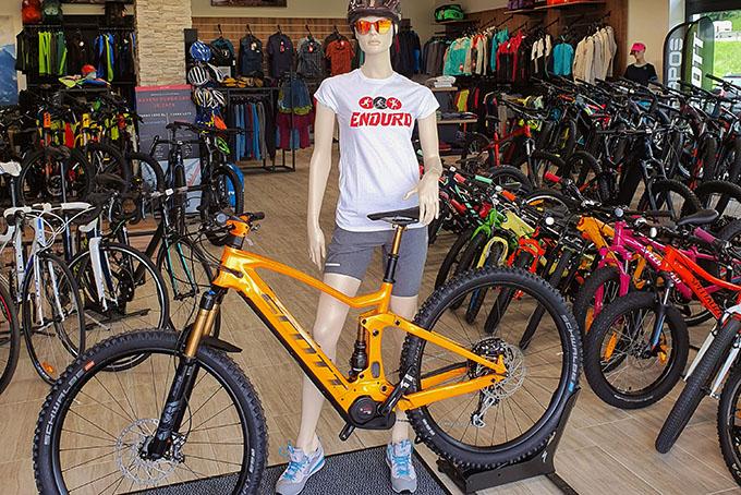 Kakšno električno gorsko kolo kupiti?