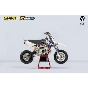 MOTOR PITBIKE YCF START F88 SE LIMITED BLUE